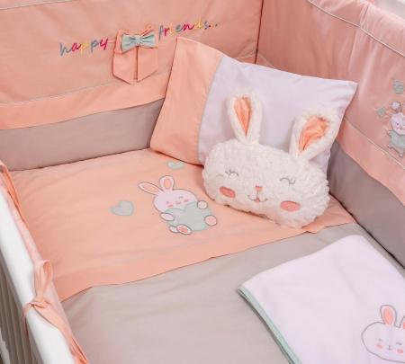 Set pat Happy Bedding  80x130 cm [1]