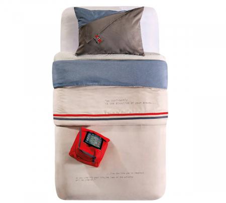 Set pentru pat copii, Colectia Select 120x140 cm [2]