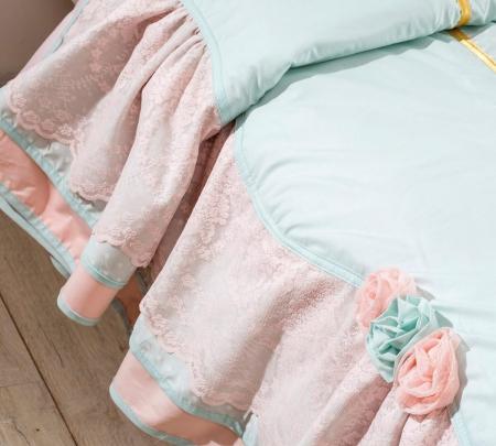Set pentru pat copii, Colectia Paradise 90-100 cm [2]