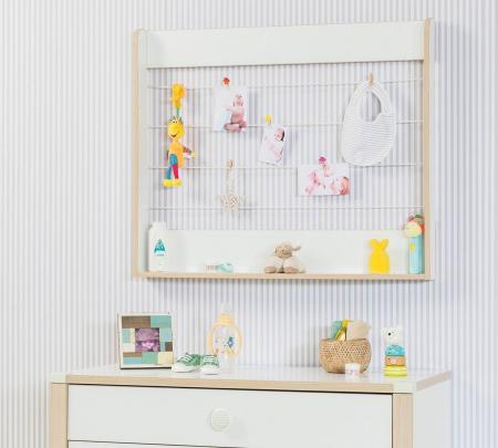 Suport de infasare trasnformabil in etajera , pentru bebe Colectia Montessori [1]