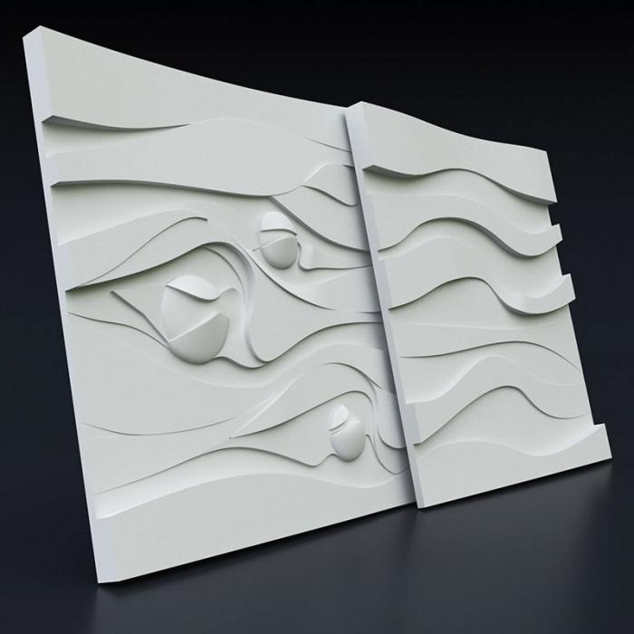 Panou decorativ 3d - Dekor 09 [1]