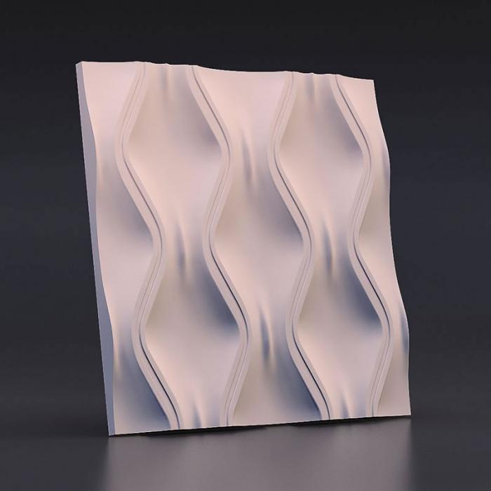Panou decorativ 3d - Dekor 17 [3]
