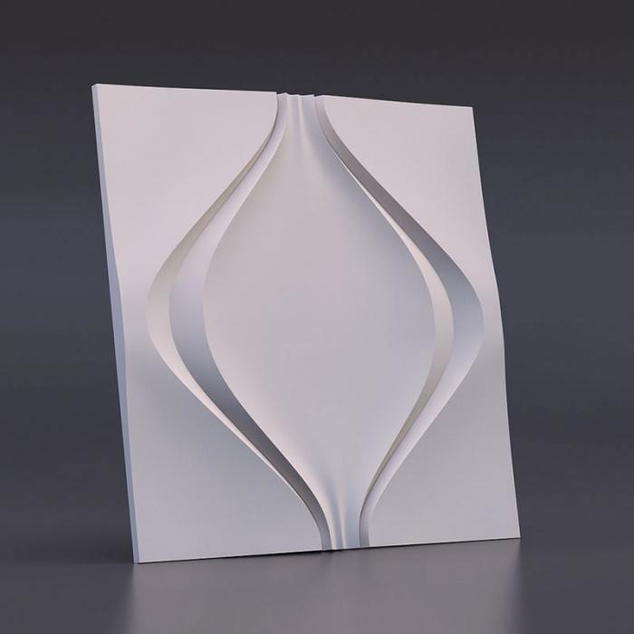 Panou decorativ 3d - Dekor 22 [1]