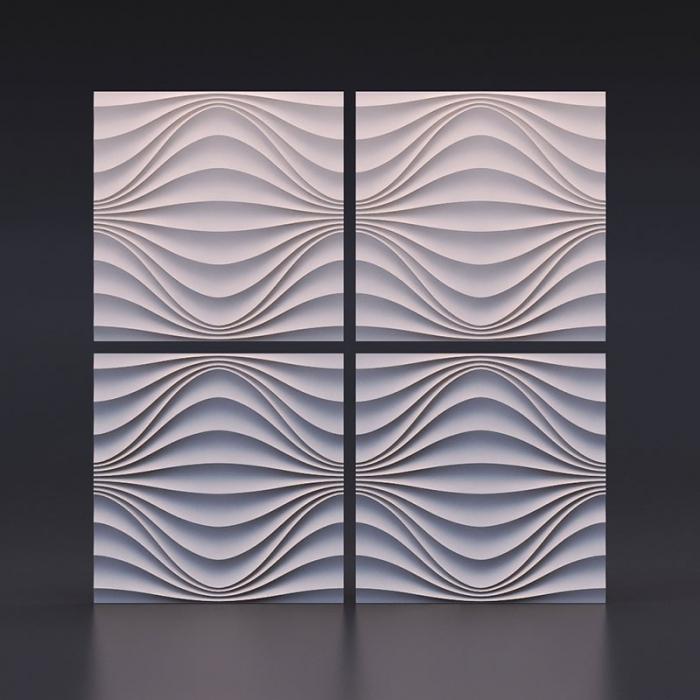Panou decorativ 3d - Dekor 23 [2]
