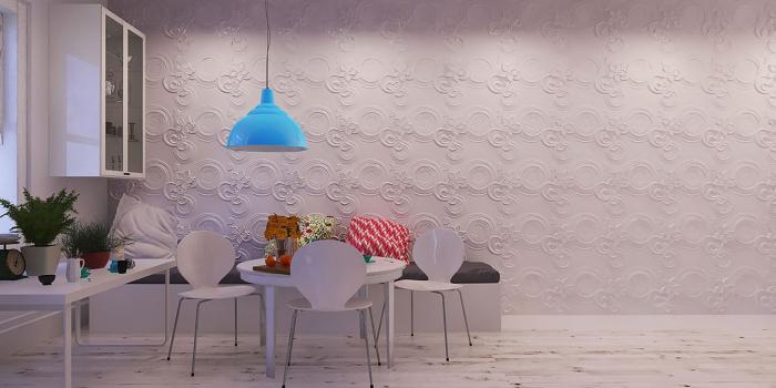 Panou decorativ 3d - Dekor 03 [0]