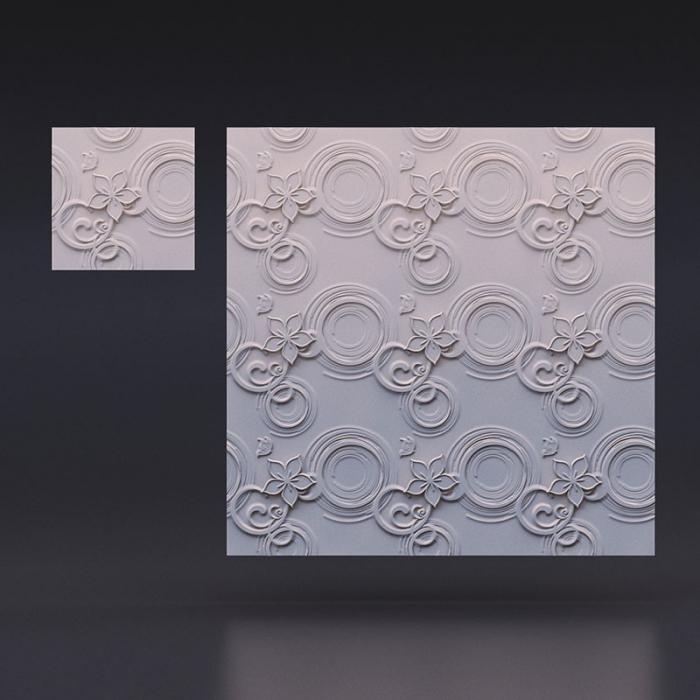 Panou decorativ 3d - Dekor 03 [2]