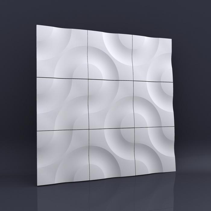 Panou decorativ 3d - Dekor 02 [2]