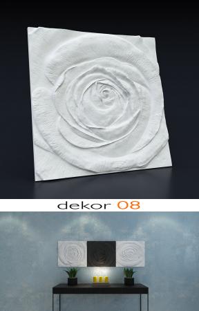 Panou decorativ 3d - Dekor 08 [3]