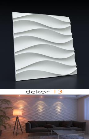 Panou decorativ 3d - Dekor 13 [3]
