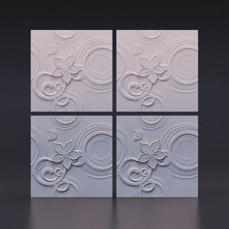 Panou decorativ 3d - Dekor 03 [3]