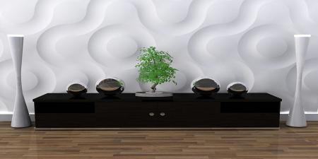 Panou decorativ 3d - Dekor 02 [0]