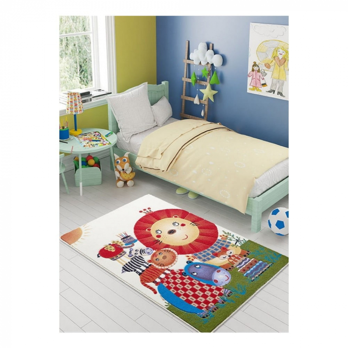 Covor copii Lion King 100 x 150 cm [0]