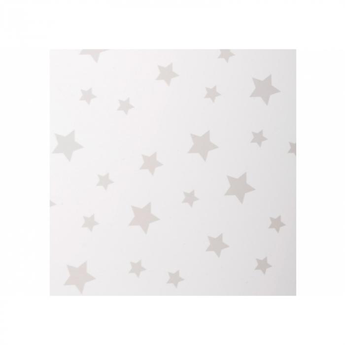 Scaunel copii, cu desen imprimat, Stars [2]