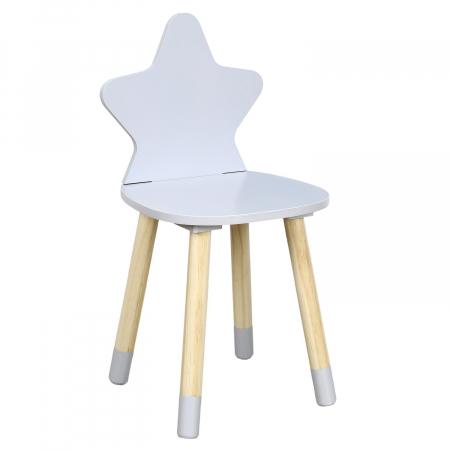 scaunel copii gri deschis star [1]