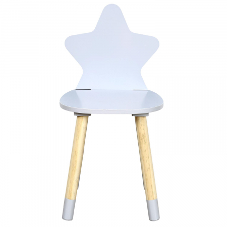scaunel copii gri deschis star [2]