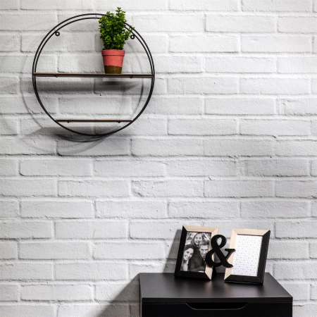 raft de perete rotund metalic [1]
