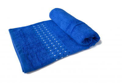 Set 3 prosoape de baie bleu Dekos3