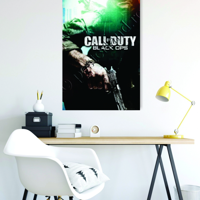 CALL OF DUTY BLACK OPS Cover 2 2