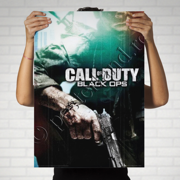 CALL OF DUTY BLACK OPS Cover 2 0