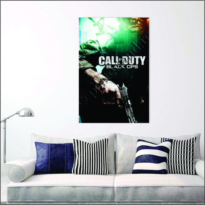 CALL OF DUTY BLACK OPS Cover 2 3