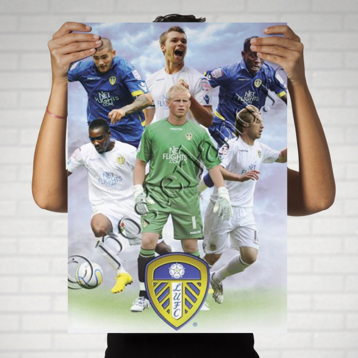 LEEDS UNITED Players 1