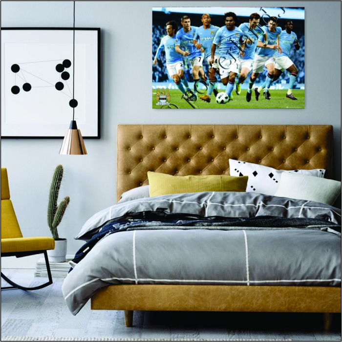 MANCHESTER CITY Players 2