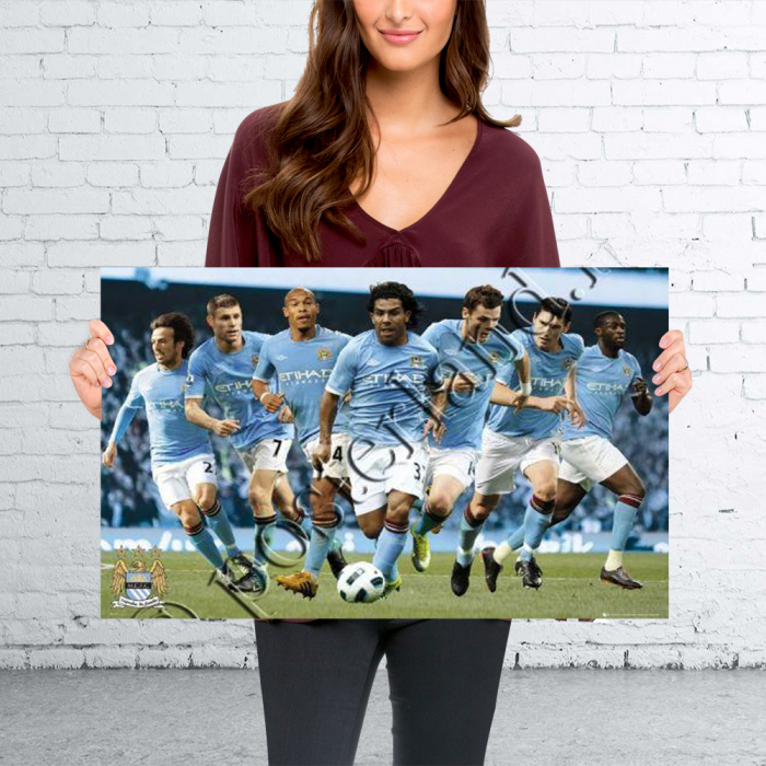 MANCHESTER CITY Players 1