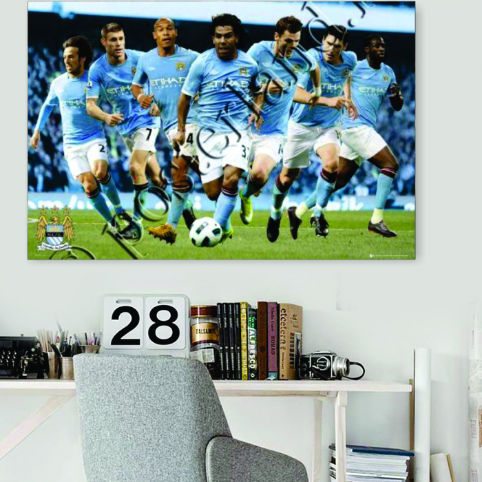 MANCHESTER CITY Players 0
