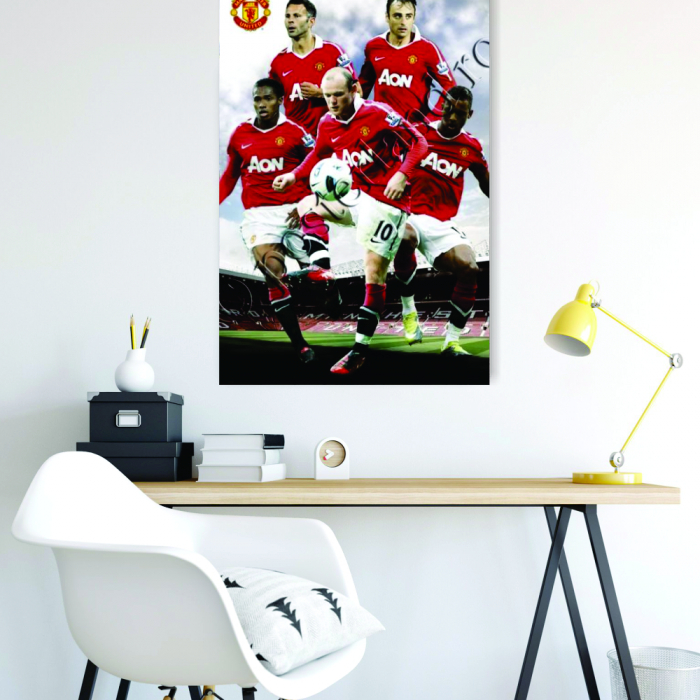 MANCHESTER UNITED Players 2