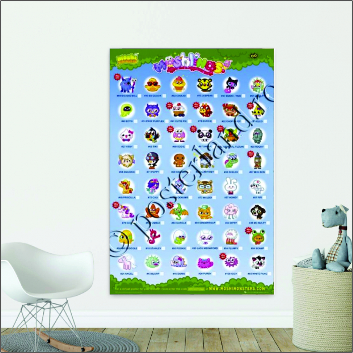 MOSHI MONSTERS Moshlings 2