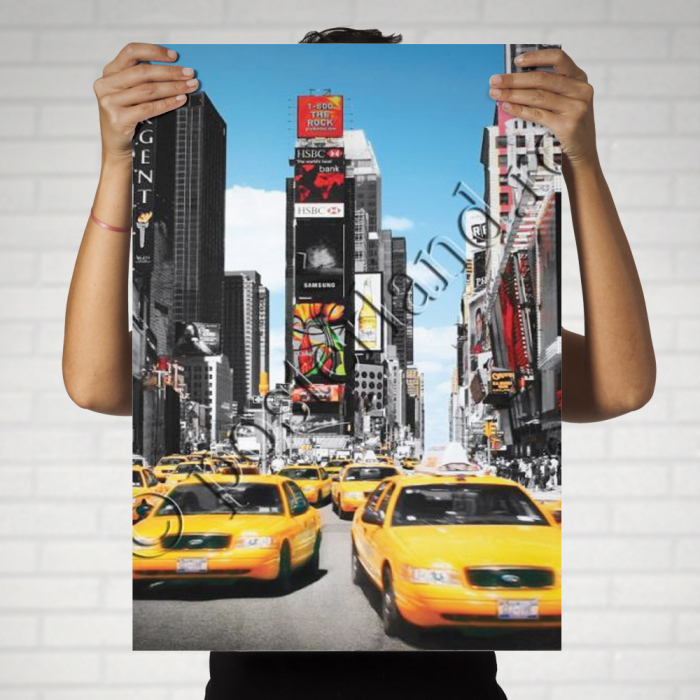 NEW YORK yellow taxi 1