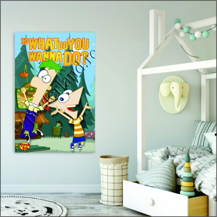 PHINEAS & FERB 3