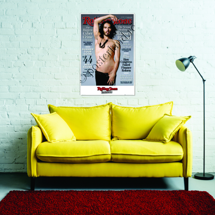 ROLLING STONE Russell Brand 1