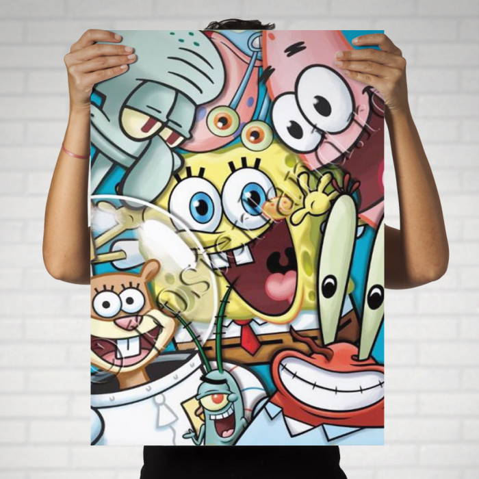 SPONGEBOB Collage 1