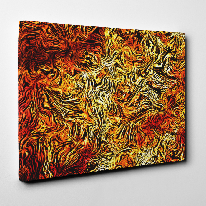 Tablou canvas abstract, Leo Skin 3
