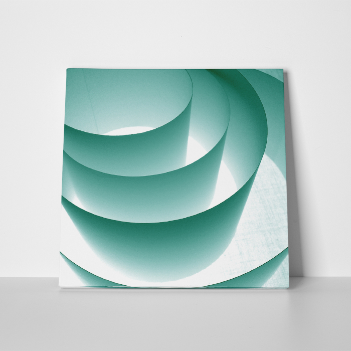 Tablou canvas abstract, Quilling 2
