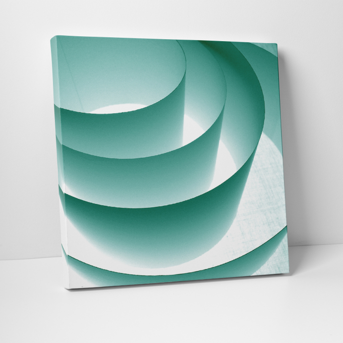 Tablou canvas abstract, Quilling 0