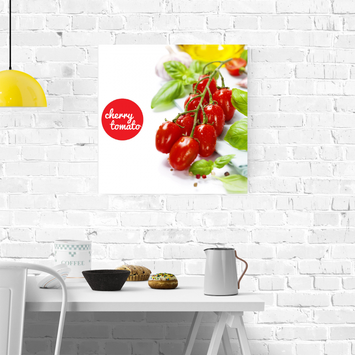 Tablou canvas bucatarie, Cherry Tomatoes 1