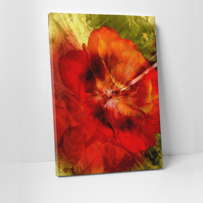 Tablou canvas floral, Watercolor 0