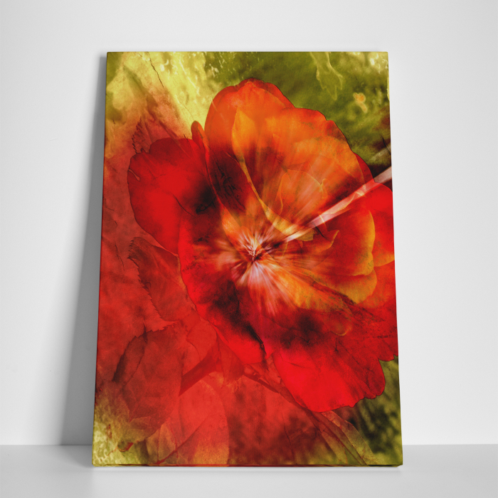 Tablou canvas floral, Watercolor 3
