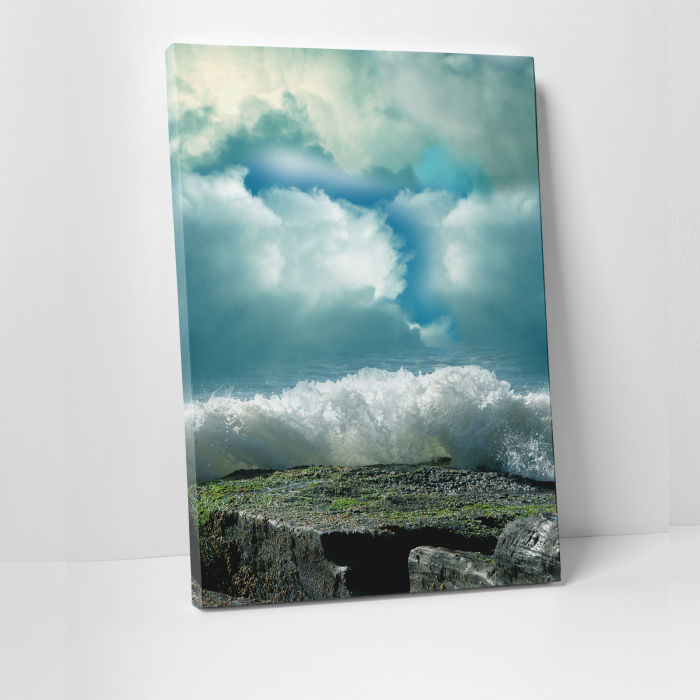 Tablou canvas natura, Ocean in Sky 0