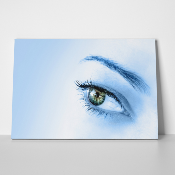 Tablou canvas people, Blue Eye 2
