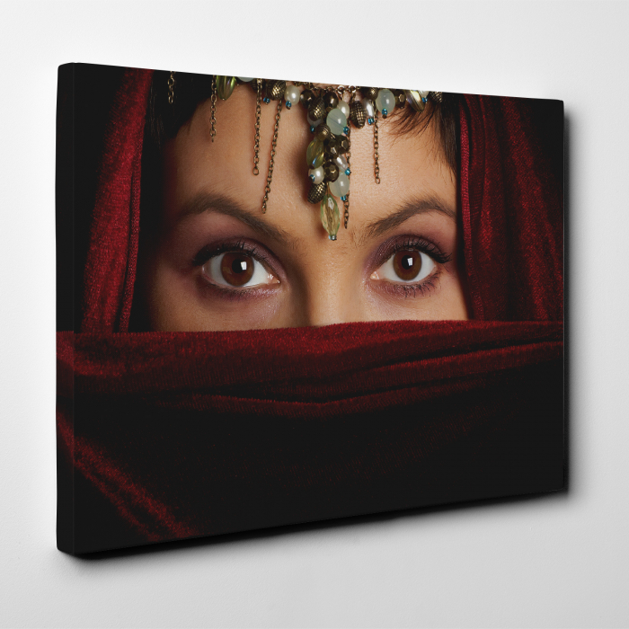 Tablou canvas people, Mystic Eyes 1