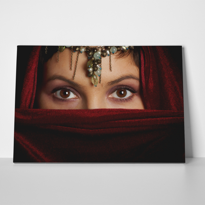 Tablou canvas people, Mystic Eyes 2