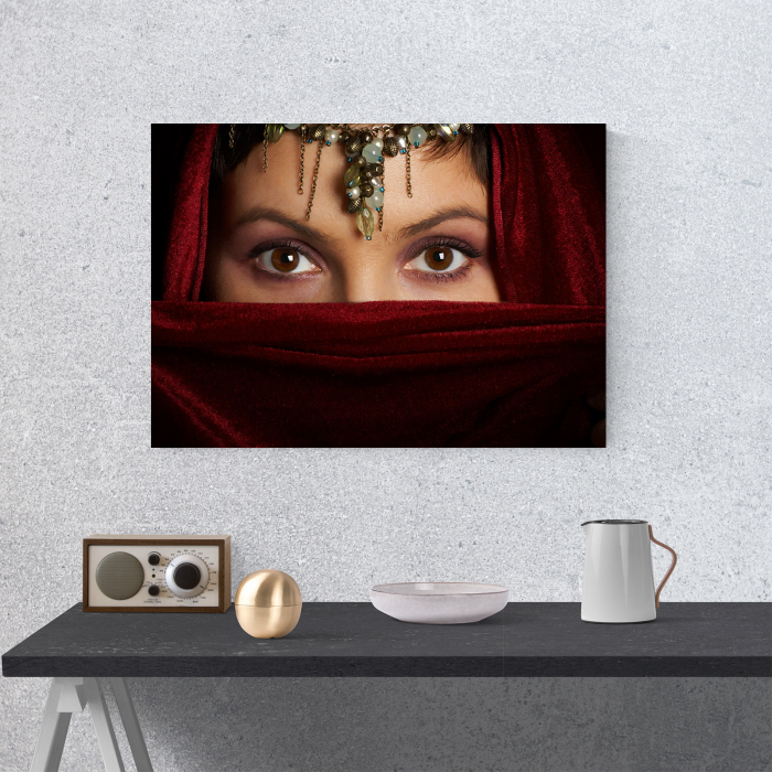 Tablou canvas people, Mystic Eyes 3