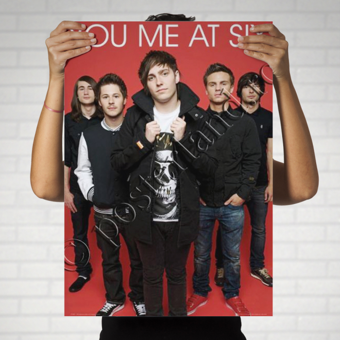 YOU ME AT SIX 0