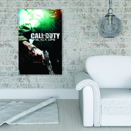 CALL OF DUTY BLACK OPS Cover 21