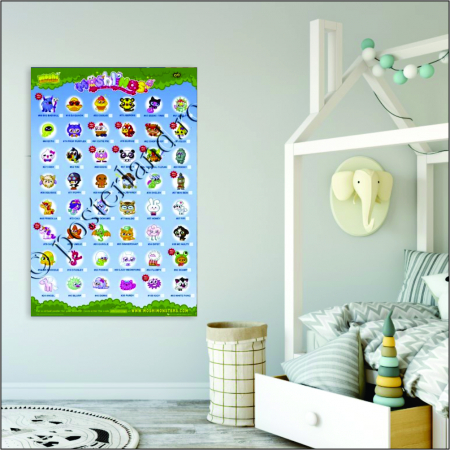 MOSHI MONSTERS Moshlings1