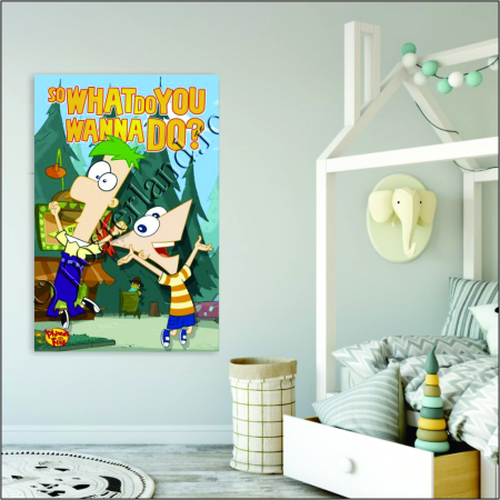 PHINEAS & FERB3
