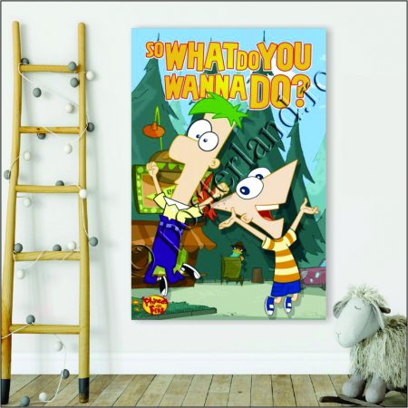 PHINEAS & FERB2